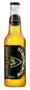 Strongbow-Bottle